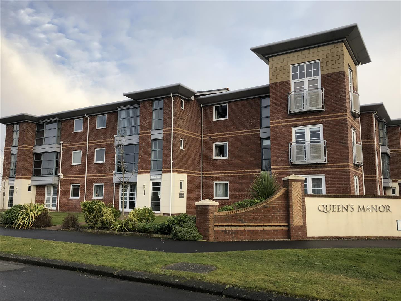 2 Bedrooms Flat for sale in Elizabeth Court, King Edward Avenue, Lytham St. Annes